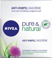 NIVEA Pure & Natural Anti-Age - 50 ml - Dagcrème