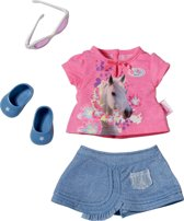Baby Born Deluxe Jeans Collectie