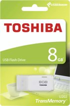 MEM USB2.0 8GB WHITE