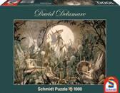 Schmidt Puzzel - Dansen in maanlicht