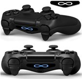 GameID PS4 Game Controller LED Sticker - Infinite