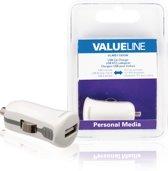 Valueline VLMB11950W oplader voor mobiele apparatuur