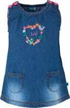 lief! Jurk - Light Denim - Maat 56