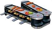 Deelbare raclette grill / Gourmet set Emerio