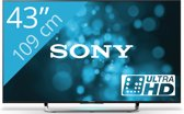 Sony Bravia KD- 43X8305C - Led-tv - 43 Inch - Ultra HD - Smart tv  - Android TV