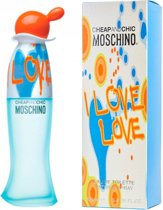 Moschino I Love for Women - 50 ml - Eau de toilette