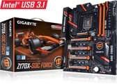 Gigabyte moederborden GA-Z170X-SOC FORCE (rev. 1.0)