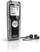 Philips DVT5000/00 - Digitale Voice Recorder - Zilver