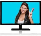 V7 D185W1-8N - Monitor