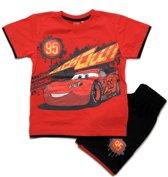 Disney Cars Jongens Kledingset - rood - Maat 116