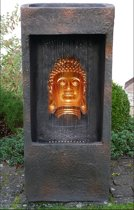 3D Boeddha, Buddha, fontein, waterpartij, 100 cm, waterornament LED