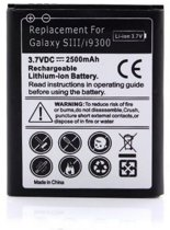 Samsung Galaxy S3 i9300 i9305 High Capacity Battery Batterij 2500 mAh