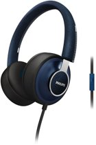 Philips CitiScape SHL5605 - On-ear koptelefoon - Blauw