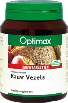 Optimax kauwvezels darmbalans 60 st