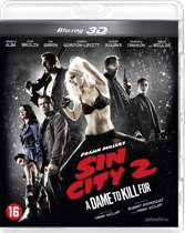 Sin City 2 - A Dame For A Kill 3D + 2D (Blu-ray)