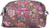 Oilily Winter Blossom Klein Cosmeticbag Wood