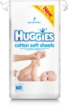 Huggies - Cotton Soft Sheets