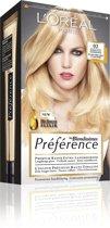 L'Oréal Paris Préférence Récital - 02 Goudblond - Haarkleuring