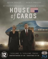 House Of Cards - Seizoen 3 (Blu-ray)