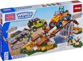 Mega Bloks Jeep Rock Crawiling Adventure