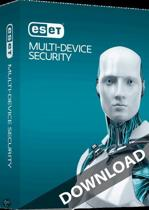 ESET Multi-Device Security / 3 apparaten / 1 jaar