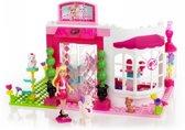 Mega Bloks Barbie Dierenwinkel