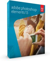 Adobe Photoshop Elements 13 - Engels/ Upgrade/ Windows/ Mac / DVD