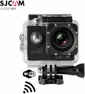 SJCAM SJ4000 WiFi Zwart Sportcamera - Actioncam - Dashcam
