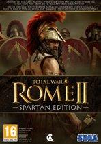 Total War: Rome 2 - Spartan Edition - PC