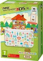 Nintendo NEW 3DS XL + Animal Crossing Happy Home Designer (Pre-installed)