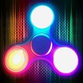 Fidget Spinner met LED lampjes |3 licht intervals