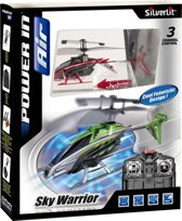 Silverlit Sky Warrior Helicopter - RC Helicopter