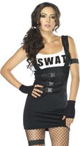 Leg Avenue 'Sultry Swat Officer', Model 83850, Maat S/M