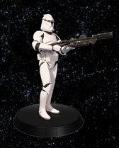 Star Wars: White Clone Trooper Deluxe Statue