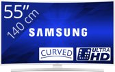 Samsung UE55JU6510 - Led-tv - curved - Ultra HD - Smart tv