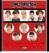 One Direction Stickers Stickervel