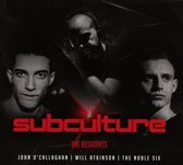 Subculture The Residents Mixed By J