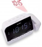 Salora CR618P - Clock radio - display: 0.9