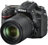 Nikon D7200 + 18-105mm - Spiegelreflexcamera  - Zwart