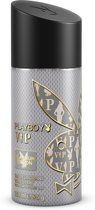 Playboy VIP Platinum for men  - 150 ml  - Bodyspray