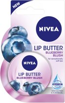 NIVEA Lip Butter Blueberry Blush