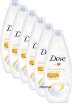 Dove Caring Protection Women - 250 ml - Douche Gel - 6 stuks - Voordeelverpakking