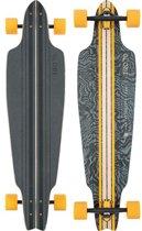Globe longboard Prowler Black Yellow Tailspin