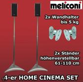Meliconi Freestyle Home Cinema Set 100