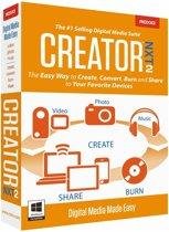 Roxio Creator NXT - (versie 2 ) - doos - 1 gebruiker - DVD ( mini-doos ) - Win - Engels - Europa