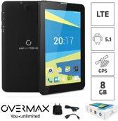 Overmax OV-Qualcore 7030 4G tablet, Android 5.1, Dual SIM, GPS, 1 GB RAM, 8 GB flash, 7 inch Display