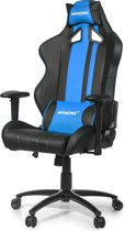 AKRACING Rush - Racestoel - Blauw - PS3 / PS4 / Xbox 360 / Wii / PC / MAC