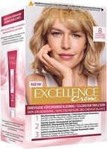 L'Oréal Paris Excellence - 8 Lichtblond - Crème
