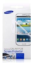Samsung Screenprotector voor Samsung Galaxy S3 - Zwart