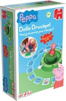 Peppa Dolle Draaispel - Kinderspel